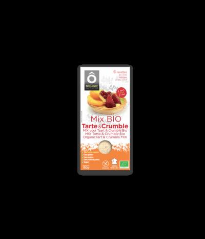 Mix Pâtissier Tarte&Crumble BIO Vegan