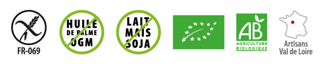 logos certification produit bio france