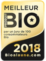 Meilleur produit bio 2018